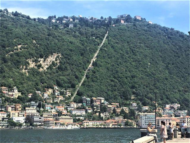 o que fazer no Lago de Como