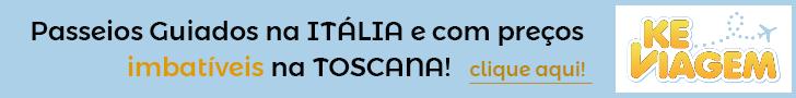 Serviços e roteiros turísticos na Toscana