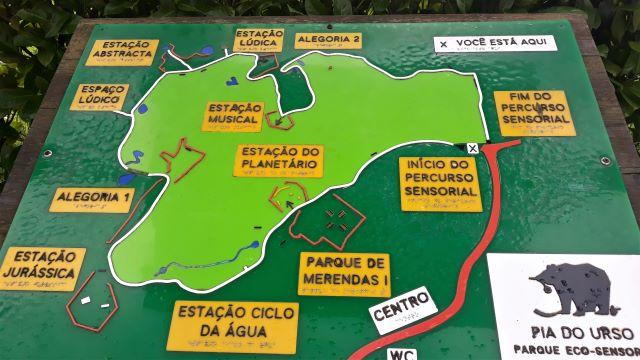 Parque sensorial em Portugal