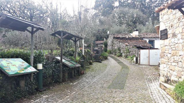parque natural em Portugal