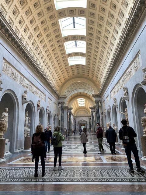 visitar os museus do vaticano