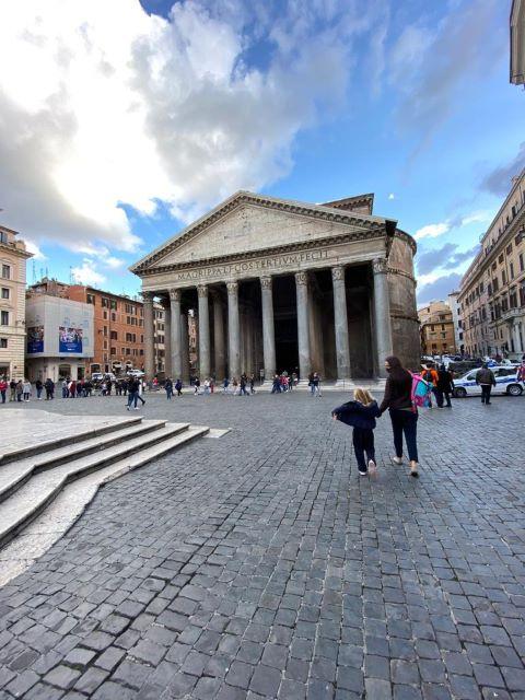 3 dias em Roma
